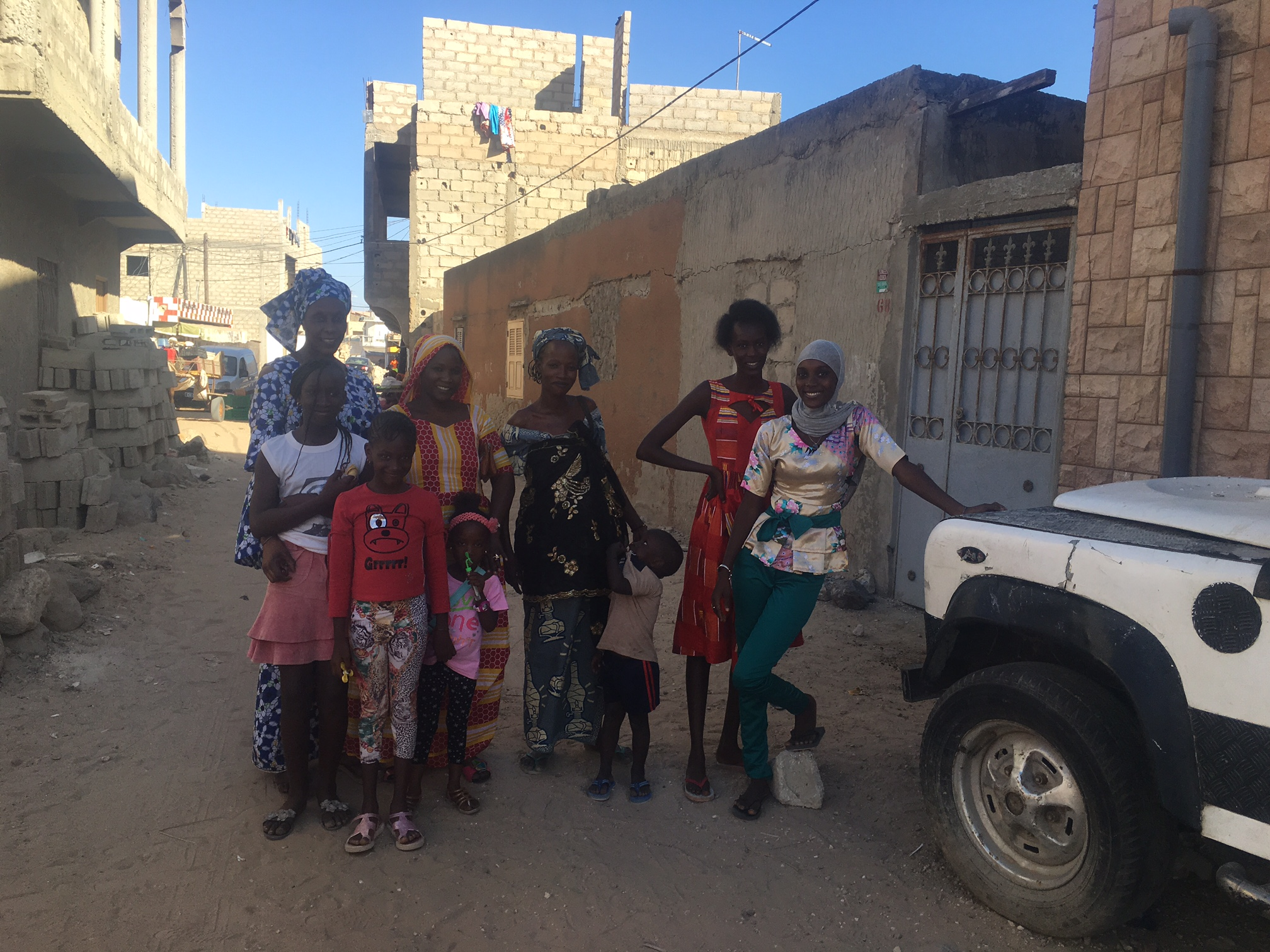 Cum arata fericirea in Africa